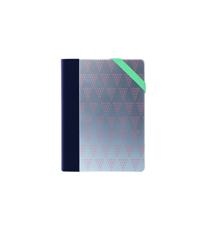 Cahier pocket silver point